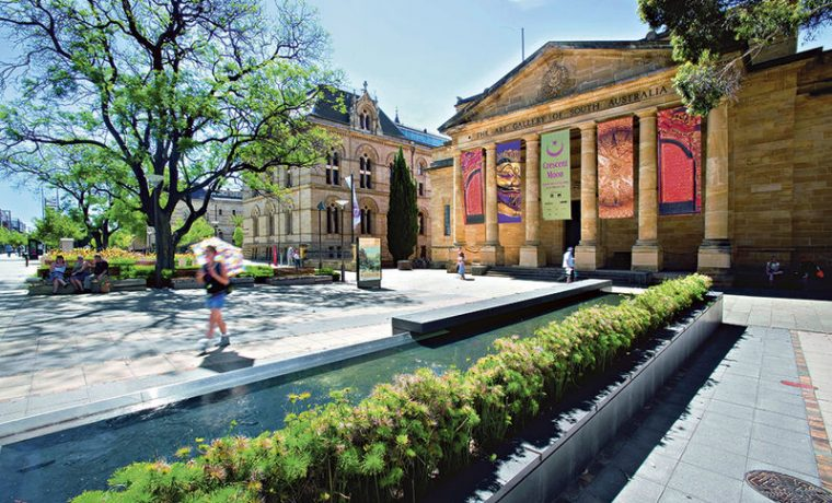 Interesting Places In Adelaide : Museum, Art and Gallery ...