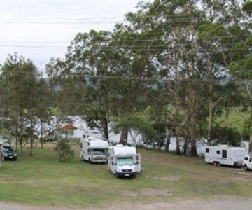Free Campervans Camping Parks in Australia