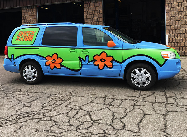 447d05182f Mystery Machine Campervan Hire USA and Canada